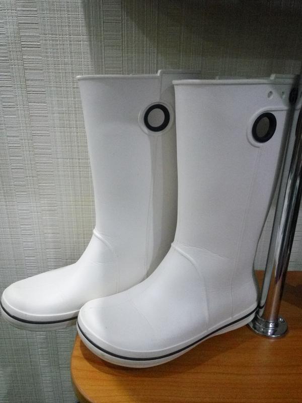 4d506368 Резиновые сапоги w6 crocs crocband™ jaunt women´s Crocs, цена - 650 ...