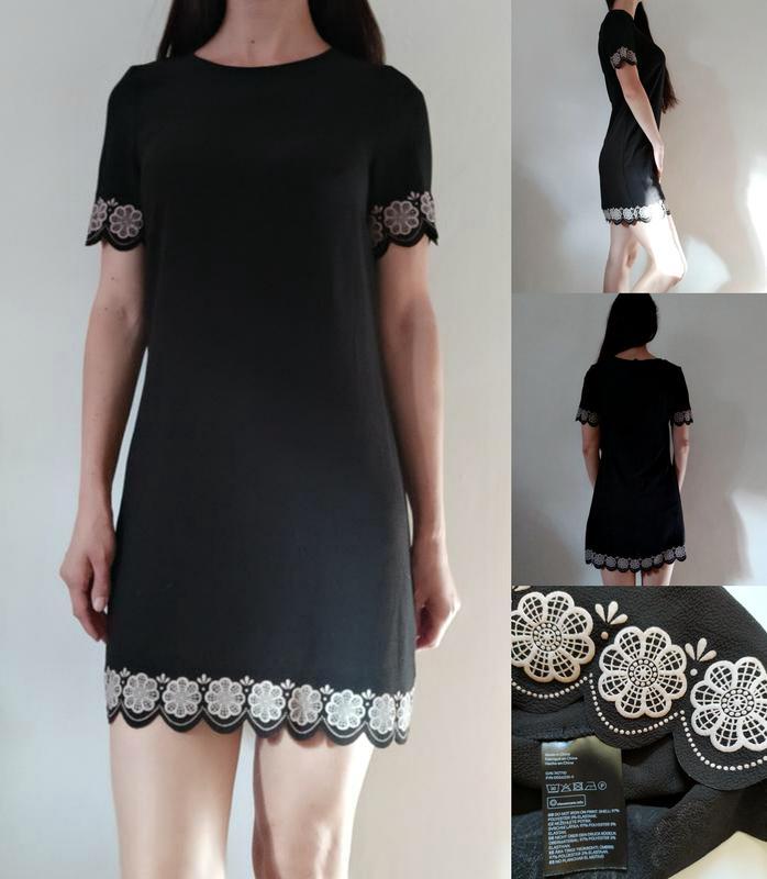 Легкое платье прямого кроя H&M, цена - 169 грн, #43619953, купить по доступной цене   Украина - Шафа
