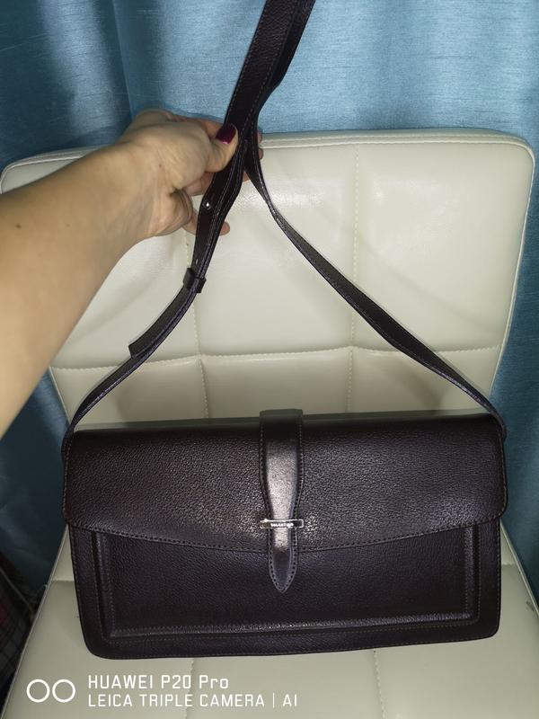 Valentino оригинал кожаная сумка Valentino, цена - 2999 грн, #43643346, купить по доступной цене | Украина - Шафа