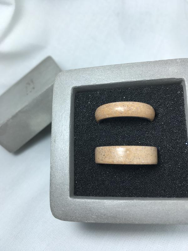 кольцо из бетона