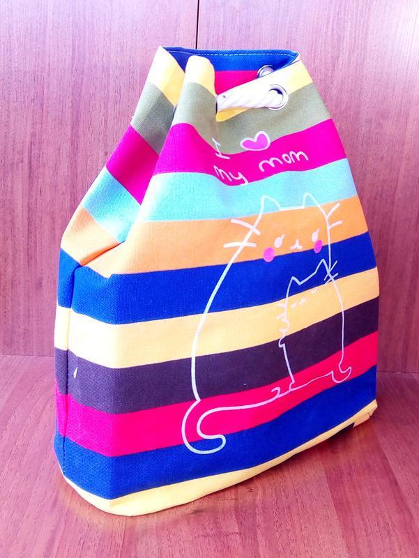 9b48965097b8 Пляжная сумка-рюкзак, цена - 149 грн, #5114068, купить по доступной ...