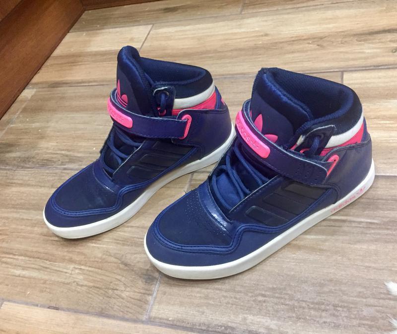 033bc8a7 Высокие кроссовки adidas (original) Adidas, цена - 600 грн, #5127428 ...