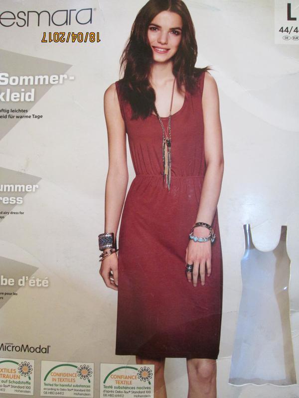 dbedbec1a1f ... Платье сарафан esmara германия4 фото ...