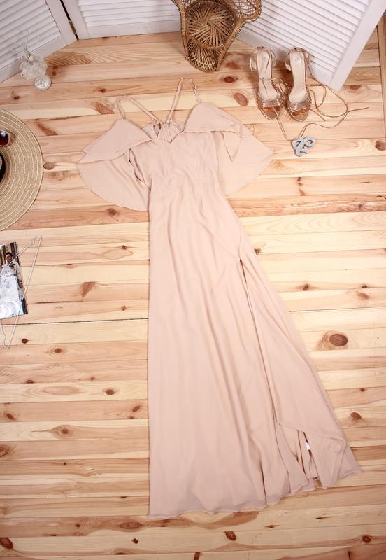 Нежное длинное платье от asos ASOS, цена - 365 грн, #44517730, купить по доступной цене | Украина - Шафа