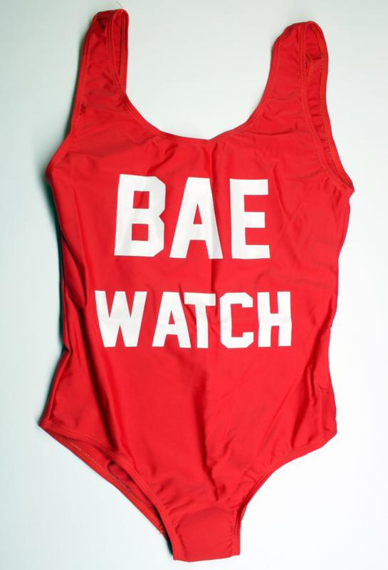 Купальник bae watch1. Купальник bae watch d1af27cb04c72