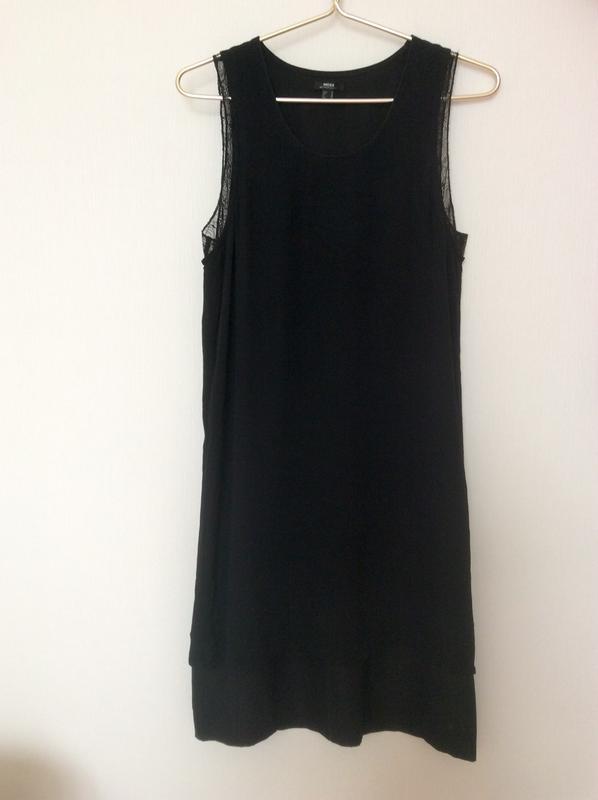 Чёрное платье mexx