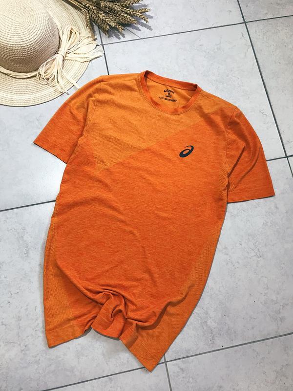 Яркая футболка для спорта и тренировки asics Asics, цена - 199 грн, #44894422, купить по доступной цене | Украина - Шафа