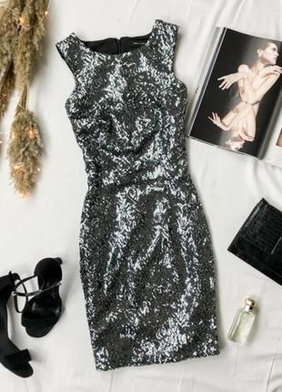 Вечернее платье спереди расшитое пайетками dr 1946146  new look New Look, цена - 225 грн, #45046611, купить по доступной цене | Украина - Шафа