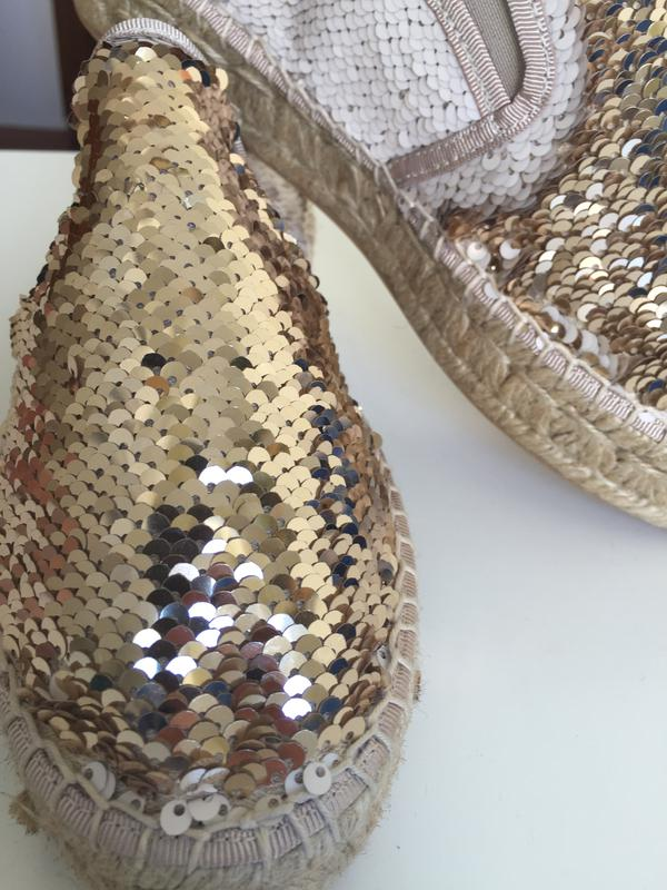 Эксклюзивные эспадрильи от испанского дизайнера carmen saiz, цена ... 48b7bd6446f