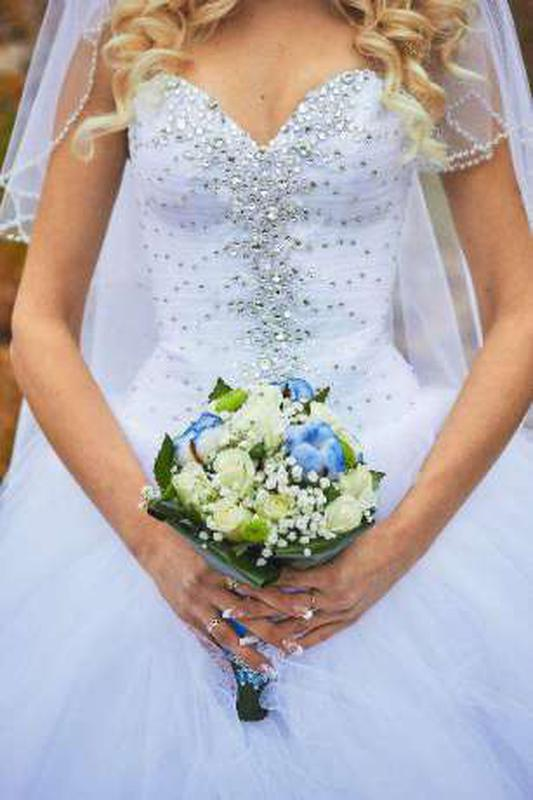 5d97e19cd98 Свадебное платье от eva shelest