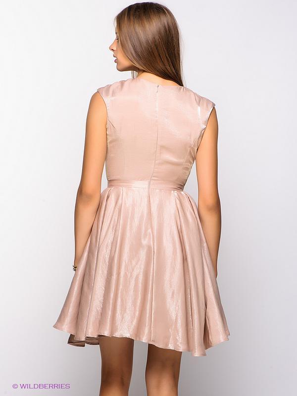 7bd79d47fa8 ... Нарядное вечернее золотое бежевое платье на выпускной