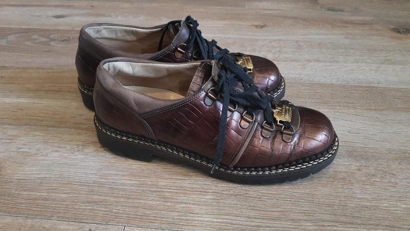 Эксклюзивные кожаные туфли оксфорды люкс бренд kandahar, швейцария Ручная Работа, цена - 750 грн, #45923206, купить по доступной цене | Украина - Шафа