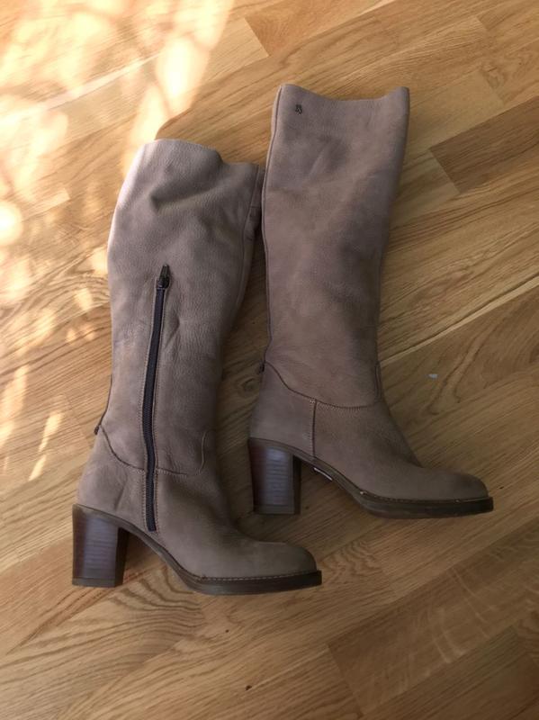 Кожаные сапоги сапожки kickers Kickers, цена - 790 грн, #45951795, купить по доступной цене | Украина - Шафа