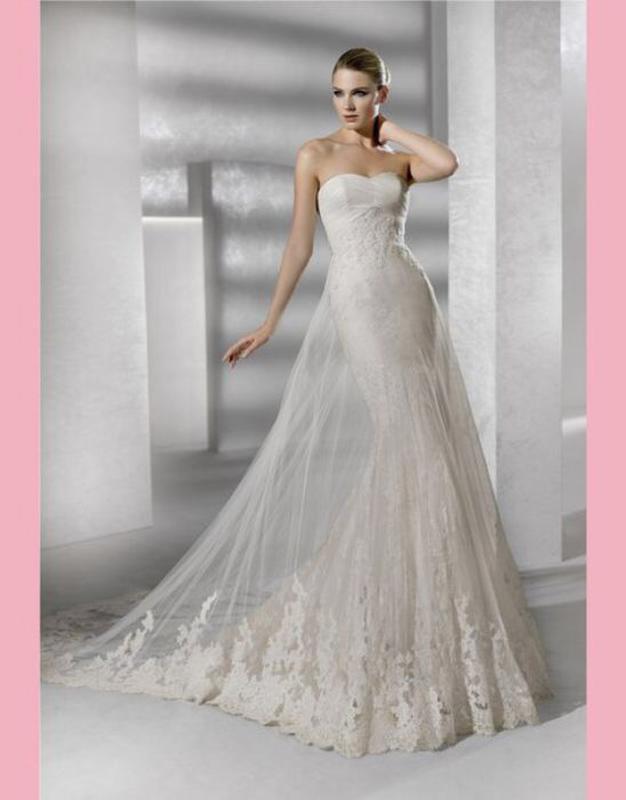 64839468fec2b1c Свадебное платье la sposa Pronovias, цена - 13000 грн, #5353466 ...
