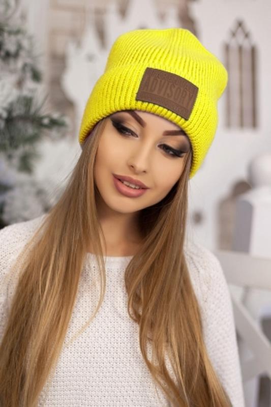 Яркая деми шапка бруклин с нашивкой Braxton, цена - 130 грн, #46091038, купить по доступной цене | Украина - Шафа