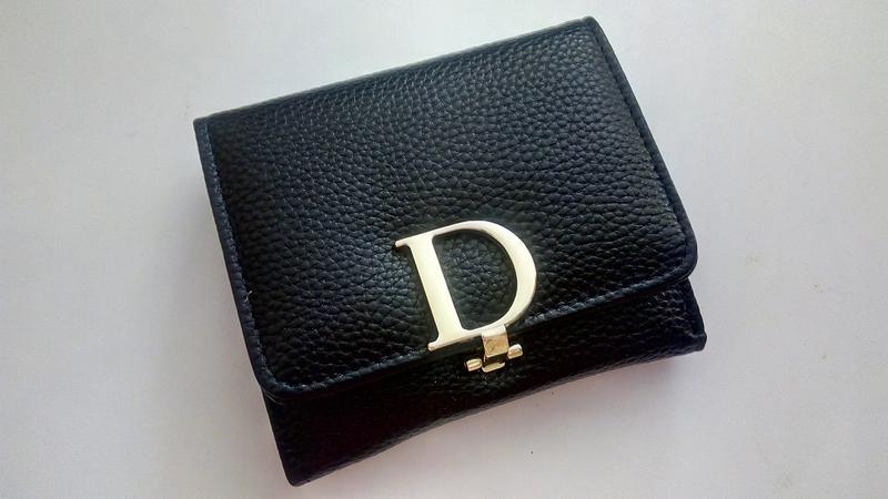 fabe5c1e2e12 Женский кошелек, складной, компактный dior, цена - 210 грн, #5376240 ...