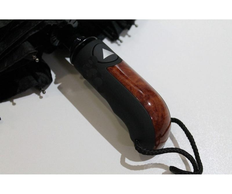 Мужской зонт мax  полуавтомат в три сложения. венгрия, цена - 235 грн, #46324901, купить по доступной цене | Украина - Шафа
