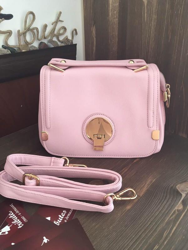e4b513396c4c Розовый клатч-бочонок, цена - 300 грн, #5396124, купить по доступной ...