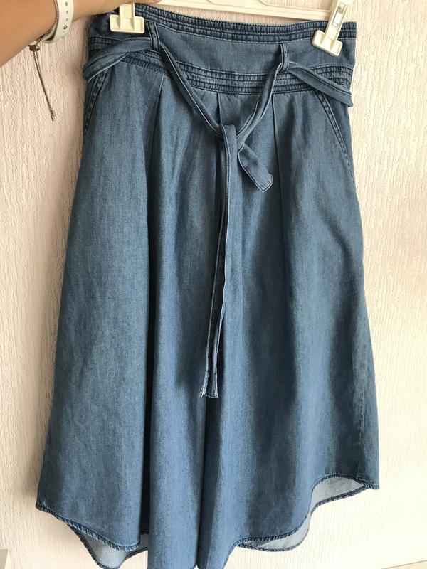 Длинная джинсовая юбка promod benetton Promod, ціна - 180 грн, #46367877, купить по доступной цене | Украина - Шафа