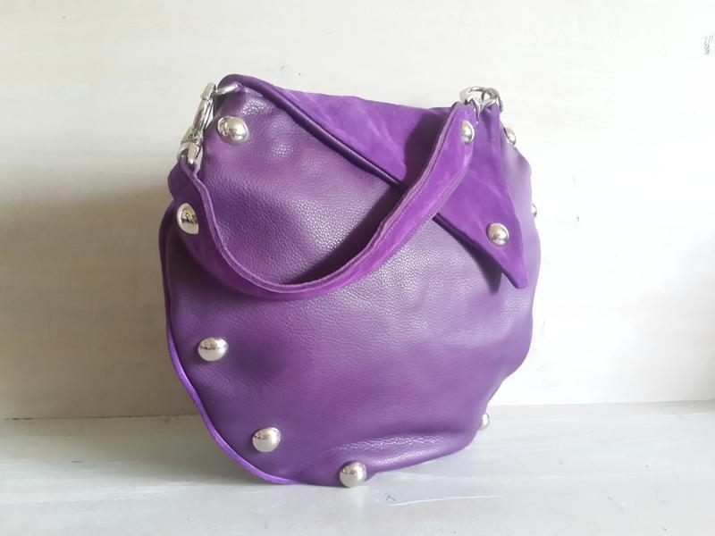 964c3ec8d595 Эффектная ,кожаная сумка carlo cecchini.италия., цена - 980 грн ...