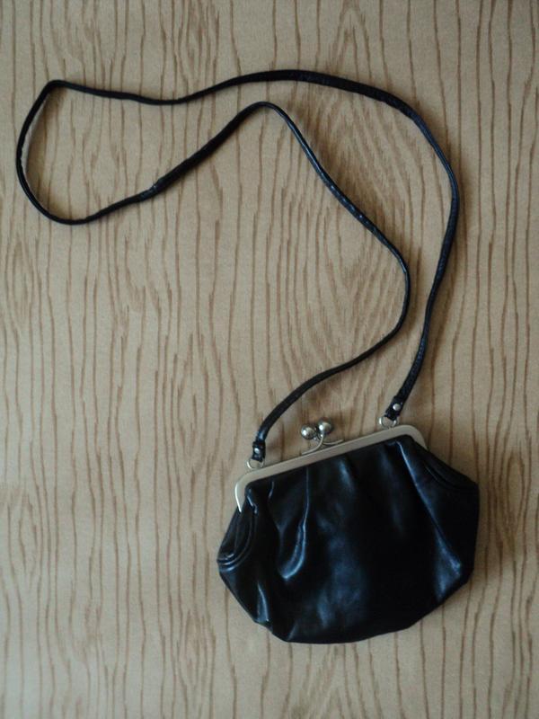 78d238275ce4 Сумка кошелек через плечо маленькая черная New Look, цена - 19 грн ...