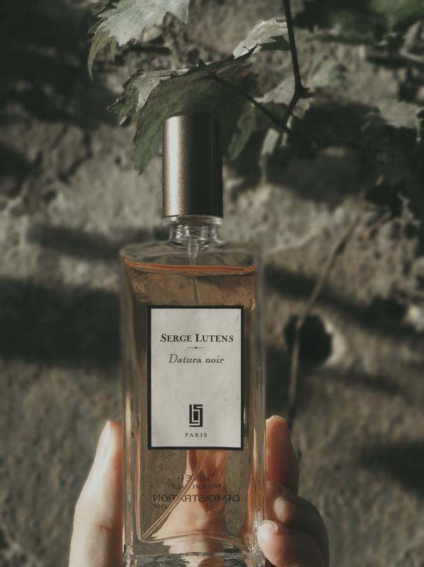 Serge lutens datura noir - купить по доступной цене в Украине | SHAFA.ua