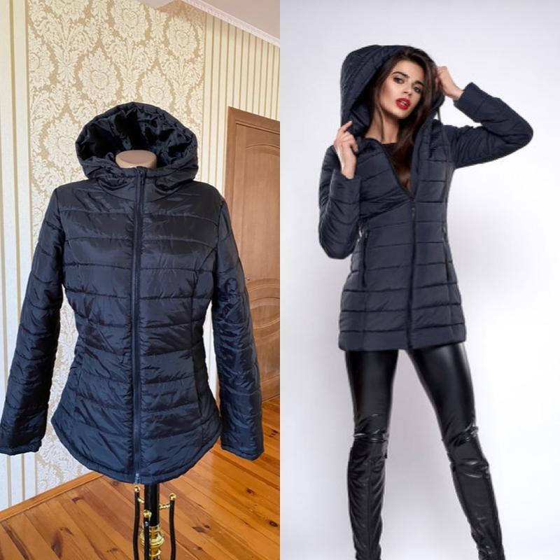Стёганная деми куртка ? Kiabi, цена - 590 грн, #46796441, купить по доступной цене | Украина - Шафа