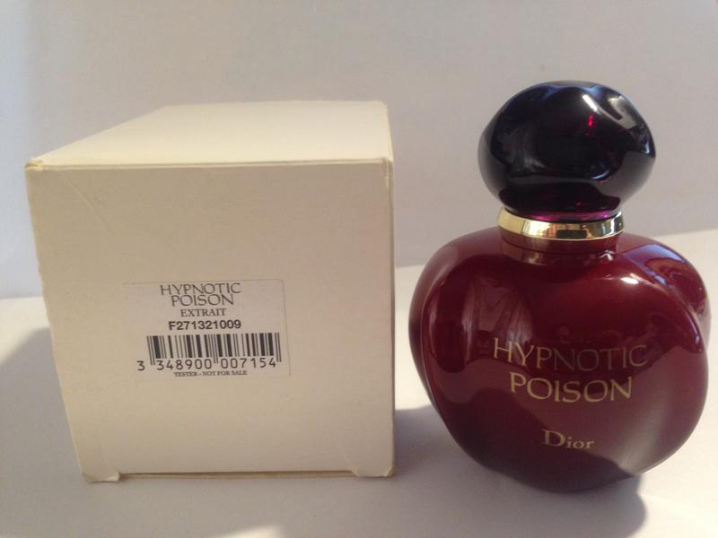 Dior Hypnotic Poison Extrait De Parfum духи Christian Dior цена