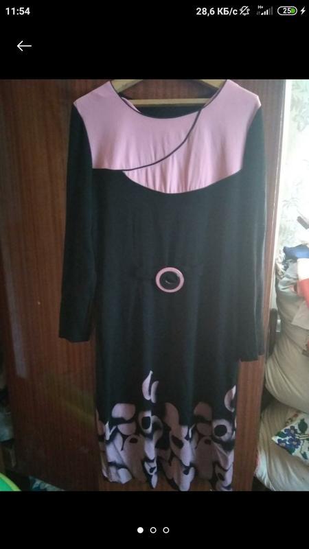 Платье большого размера, цена - 40 грн, #47062706, купить по доступной цене | Украина - Шафа