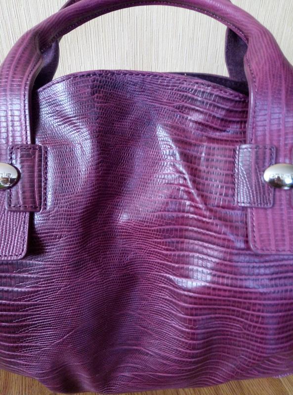 01f657964cfd Кожаная сумка cromia (кромия), цена - 4000 грн, #5495685, купить по ...