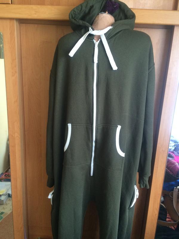 Кигуруми, слип, пижама, человечек  . mi gear..рост 180-190 см, цена - 220 грн, #47138041, купить по доступной цене   Украина - Шафа