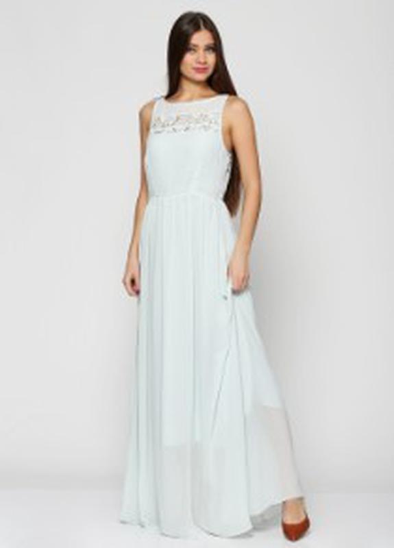 Платье нм белое