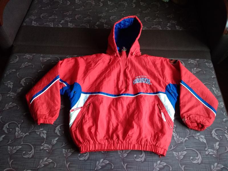 Клубная куртка nhl montreal canadians nfl nba mlb starter, цена - 1300 грн, #47273110, купить по доступной цене   Украина - Шафа