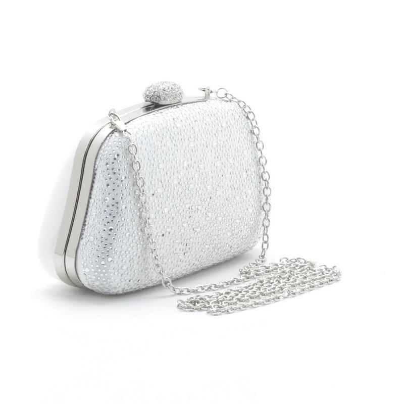 222c6139d004 Вечерний клатч wt16278 серебро / серый, цена - 350 грн, #5529989 ...