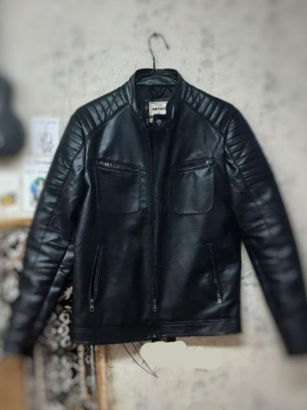 Байкерская куртка. Koton, цена - 850 грн, #47465124, купить по доступной цене | Украина - Шафа