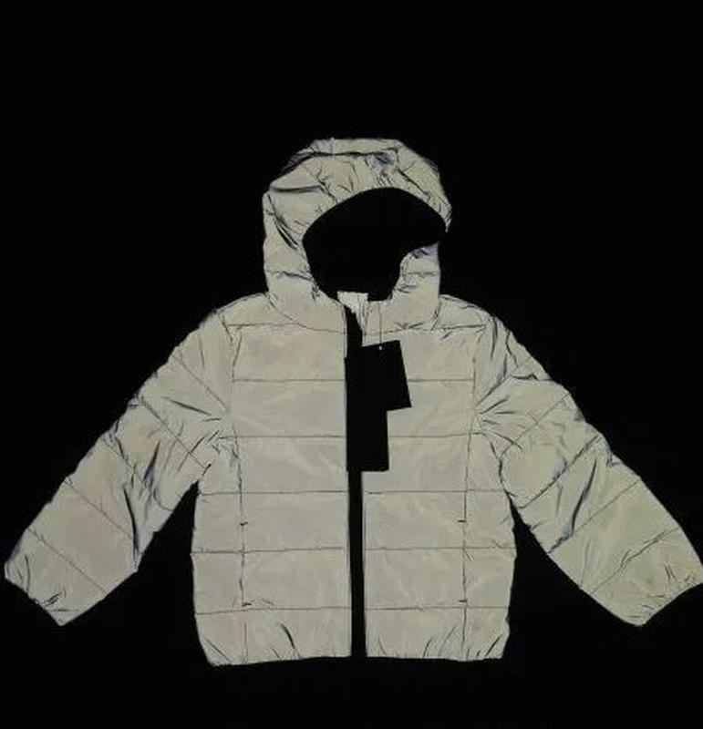 Рефлективная унисекс куртка весенняя hema reflective, цена - 500 грн, #47540645, купить по доступной цене | Украина - Шафа