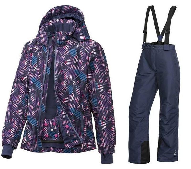 Зимний лыжный комплект костюм куртка + полукомбинезон crivit pro 12-14 лет Crivit Sports, цена - 1500 грн, #47562981, купить по доступной цене | Украина - Шафа