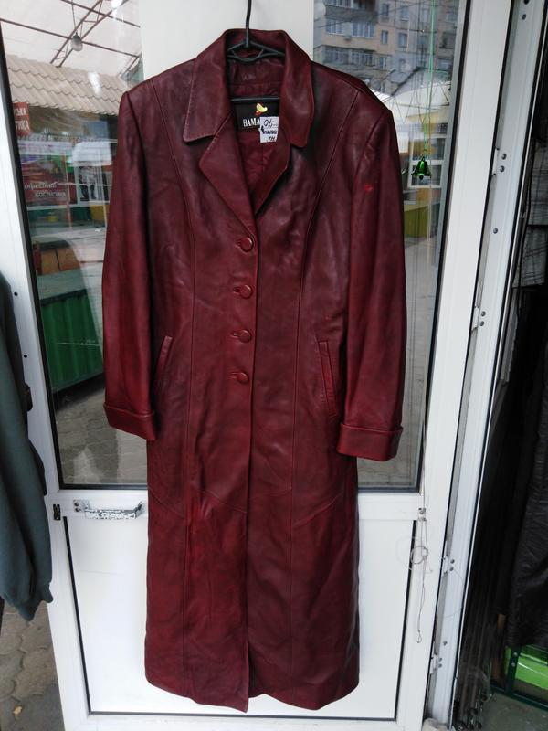 Пальто кожаное на перешив, цена - 70 грн, #47596932, купить по доступной цене | Украина - Шафа