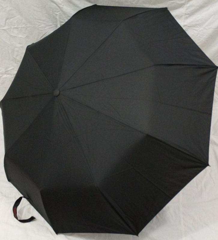 Зонт мужской черный, цена - 299 грн, #47691395, купить по доступной цене | Украина - Шафа