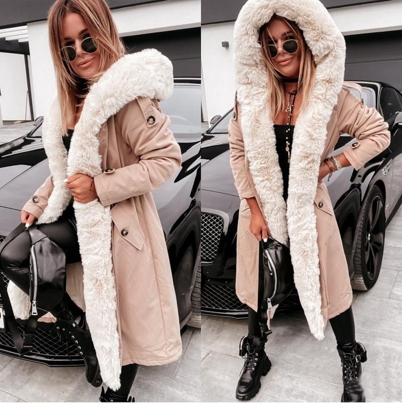 Куртка- парка на меху+ синтепух, цена - 2200 грн, #47693276, купить по доступной цене | Украина - Шафа