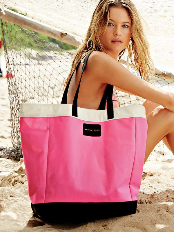 f7a10460bbad Большая пляжная сумка victoria's secret Victoria's Secret, цена ...