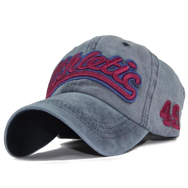Кепка бейсболка athletic, унисекс синий, цена - 250 грн, #47800610, купить по доступной цене | Украина - Шафа