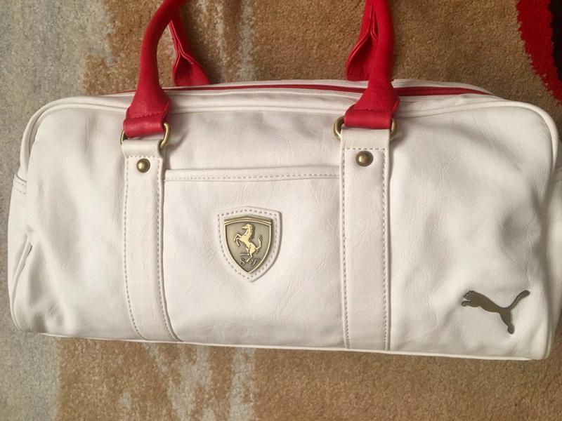 d177b574ef04 Идеальная сумка puma ferrari (оригинал) Puma Ferrari, цена - 750 грн ...