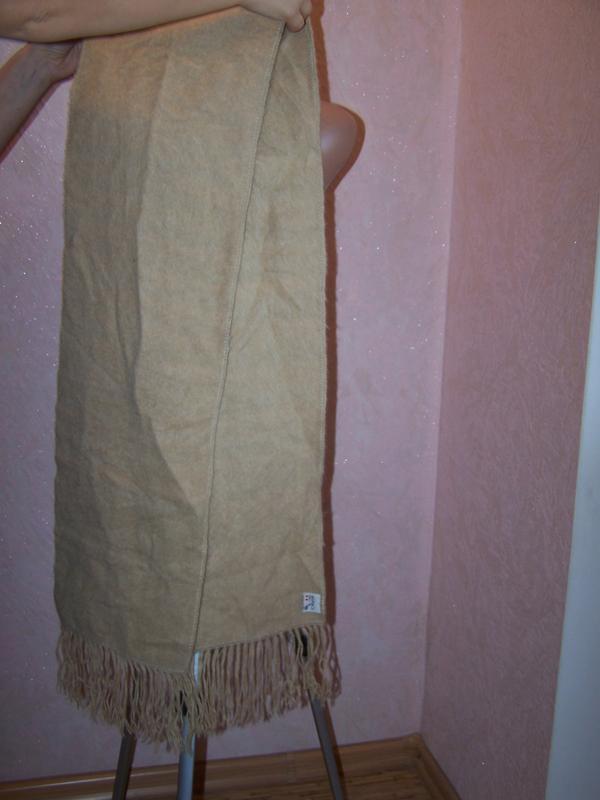 Шарф беж 100%шерсть альпака, цена - 145 грн, #47826256, купить по доступной цене | Украина - Шафа