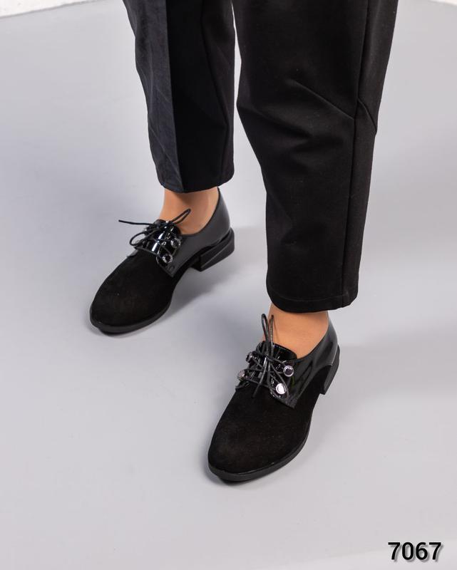 Замшевые женские туфли  натуральная замша кожа, цена - 1100 грн, #47830723, купить по доступной цене | Украина - Шафа