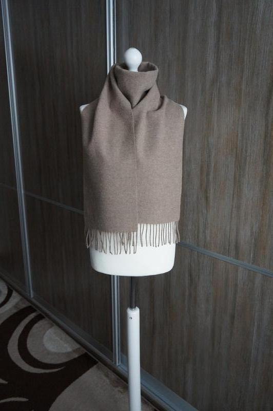 Johnstons of elgin шерстяной шарф. шотландия. Johnstons of Elgin, цена - 300 грн, #47979196, купить по доступной цене | Украина - Шафа