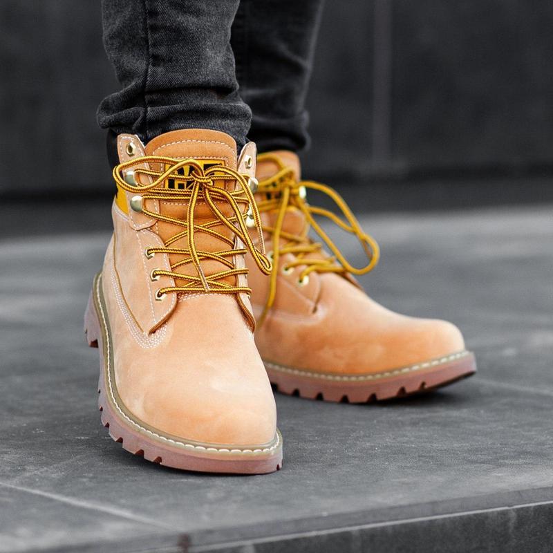 Мужские зимние кожаные ботинки: купить по доступной цене в Киеве и Украине | SHAFA.ua