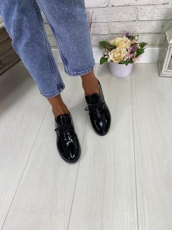 Туфли классика натуральная кожа, цена - 860 грн, #48196376, купить по доступной цене | Украина - Шафа