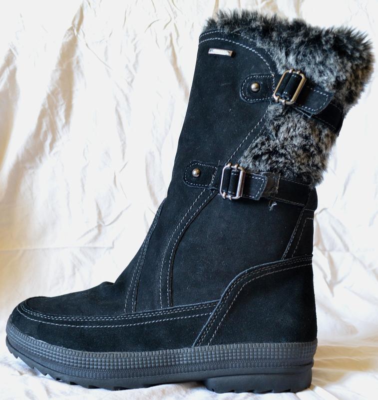 Сапоги замшевые зимние Marks & Spencer, цена - 700 грн, #48225508, купить по доступной цене | Украина - Шафа