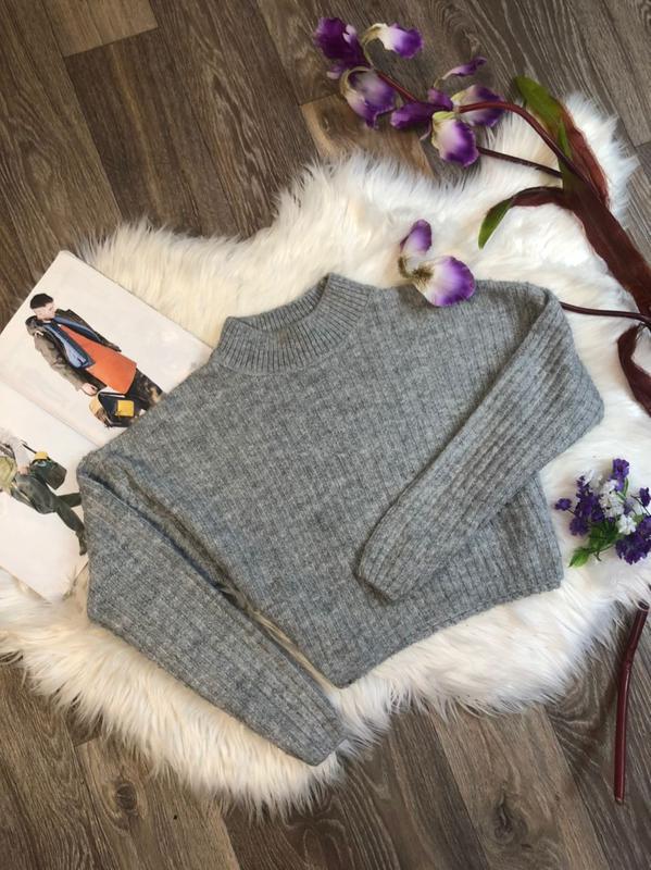 Укороченый джемпер new look. кофта. свитер. New Look, цена - 215 грн, #48234985, купить по доступной цене   Украина - Шафа